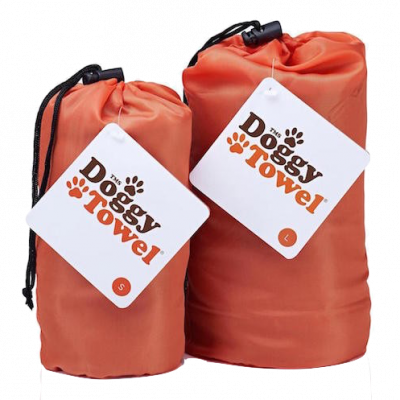 Doggy Towel in Packaging
